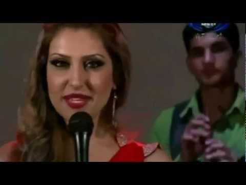 Mozhdah Jamalzadah - Afghanistan Watanem [hd] video
