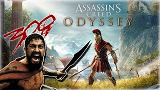 Assassins Creed Odyssey E3 Trailer (300 Style)