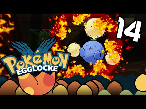 Pokémon X Egglocke!! - Ep 14 domination video