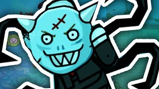 SLENDERMAN GOT SCARIER!!! | Scribblenauts Unlimited #2
