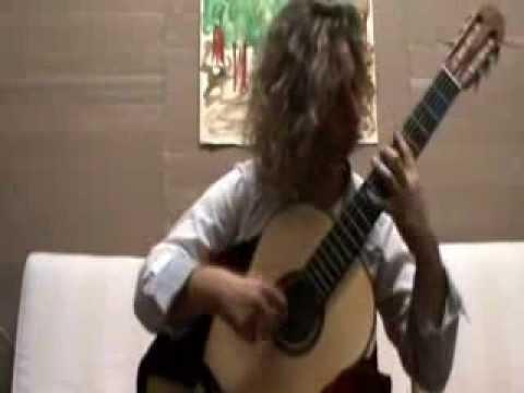 Danza Paraguaya (A. Barrios) - Virginia Amariotaki