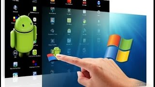 Descargar y usar emulador de Android para PC (Windows 7) con Bluestacks