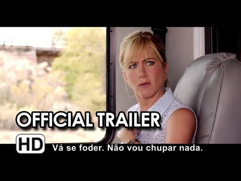 Família do Bagulho (We're the Millers) - Trailer #2 Legendado (2013)