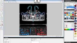 O Poner Una Imagen Al Virtual Dj 07 13