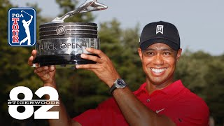 Tiger Woods wins 2009 Buick Open | Chasing 82