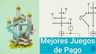 TOP 10(diez) | MEJORES JUEGOS DE PAGO PARA ANDROID 2015