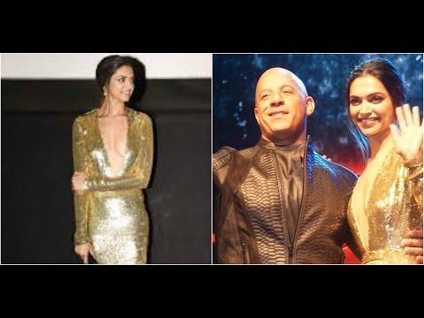 Deepika Padukone Copies Priyanka Chopra's Dress | Deepika Hosts Her Latest Flick's Premier|