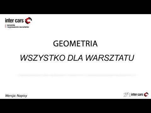 Geometria Pojazdów - napisy