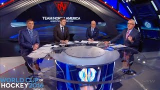 Sportsnet (World Cup of Hockey Roster NA U23) March 2, 2016