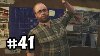 Grand Theft Auto 5 Part 41 Walkthrough Gameplay - Firetruck - GTA V Lets Play Playthrough