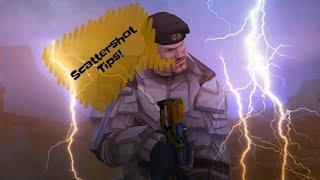 Scattershot Tips!!!|Guns of Boom