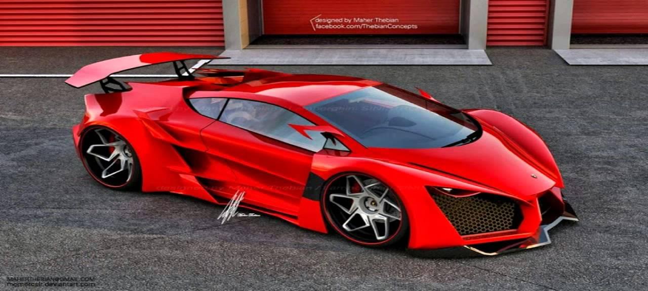 Lamborghini Sinistro Youtube