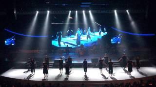 Contemporer Ballet worship dance Gracious Tempest & in Christ Alone
