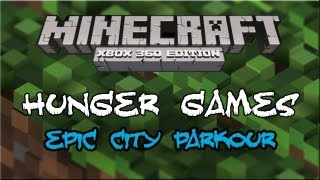HUNGER GAMES #12 | BEST HG MAP EVER!? | Minecraft Xbox