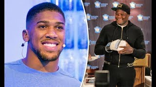 BREAKING: LUIS ORTIZ SAYS HE WANTS ANTHONY JOSHUA BUT PBC SEEMS TO BE BLOCKING IT!! BOXING NEWS: