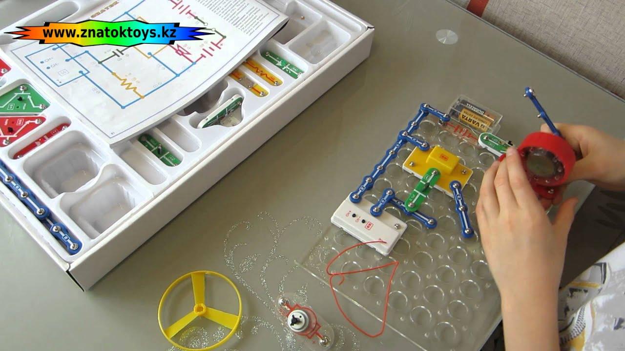 Электронный конструктор как сделать радио