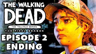 The Walking Dead: The Final Season - Episode 2: Suffer the Children - Gameplay Walkthrough Part 4