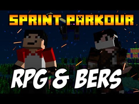 MINECRAFT: PARKOUR SPRINT W/RPG