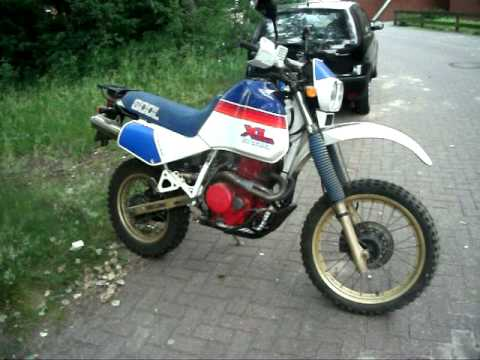 Bobby Rahal Acura on Honda Xl 600 Rm   Lm Pd 04 Start Nach 4 Jahren