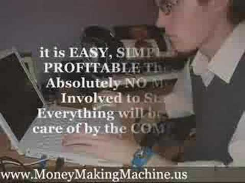 WORK FROM HOME Guaranteed to Make Money Online
