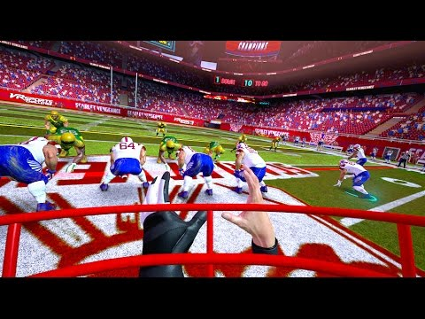 'VR Sports Challenge' Review - Oculus Touch