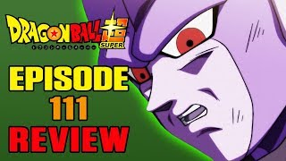 Download Dragon Ball Super Episode 111 REVIEW | TOO MUCH STRONG! 3Gp Mp4