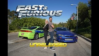 Fast & Furious Unreleased Scenes | ft. Cody Walker