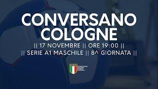 Serie A1M [8^]: Conversano - Cologne 25-26