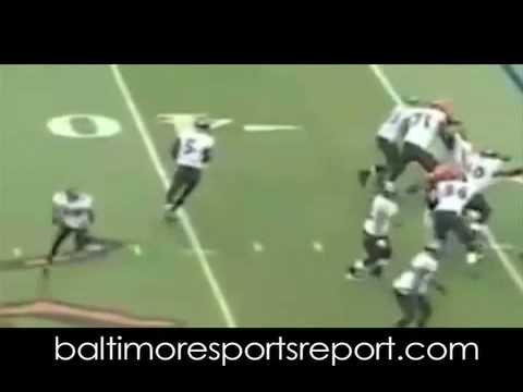 Mark Clayton's touchdown pass to Derrick Mason Video