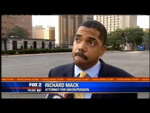 Detroit: Officially BANKRUPT!