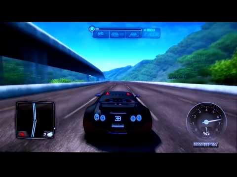 tdu 2 bugatti veyron top speed run how to save money and do it yourself. Black Bedroom Furniture Sets. Home Design Ideas