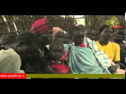 HUMANITARIAN CRISIS UNFOLDING IN SOUTH SUDAN
