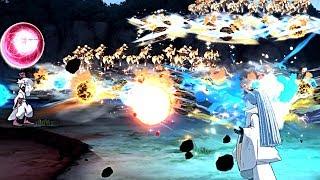 Can Momoshiki Ōtsutsukis Rinnegan Absorb All Ultimate Ninjutsu?Boruto Naruto Ultimate Ninja Storm 4