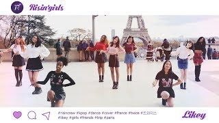 Download Lagu TWICE(트와이스) - LIKEY dance cover by RISIN'CREW From France Gratis STAFABAND