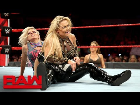 Natalya vs. Alexa Bliss: Raw, June 25, 2018