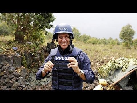 Al-Jazeera journalist Peter Greste is freed by Egypt