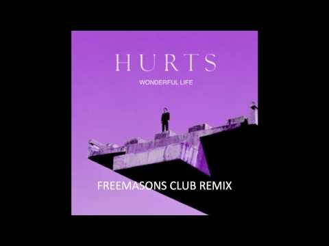 Hurts - Wonderful Life (Freemasons radio edit)