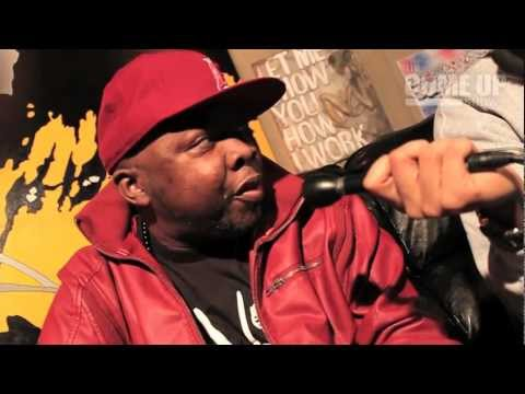 Phife Dawg talks new album Cheryl's Big Son and Producing Part. 2