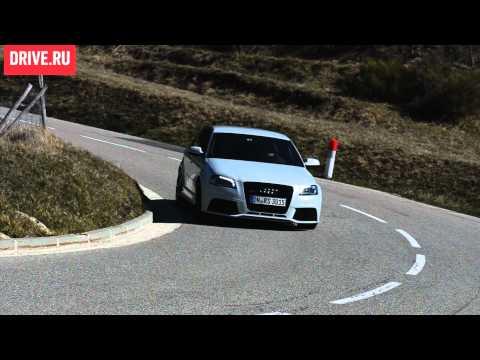 Обзор Audi RS3, часть 4