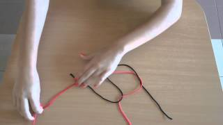 How to... make! Scoubidou (tutorial)