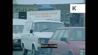 1980s London, Traffic and Street Scenes, HD from 35mm | Kinolibrary