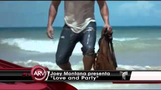 Joey Montana estrena la canción Love and Party. (Al Rojo Vivo) VIDEO