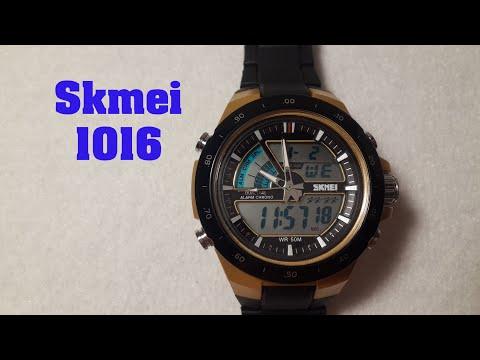 Часы Skmei 1016 с Алиэкспресс.