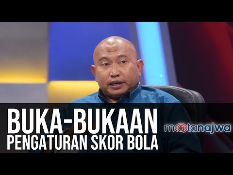 PSSI Bisa Apa: Buka-Bukaan Pengaturan Skor Bola (Part 1) | Mata Najwa