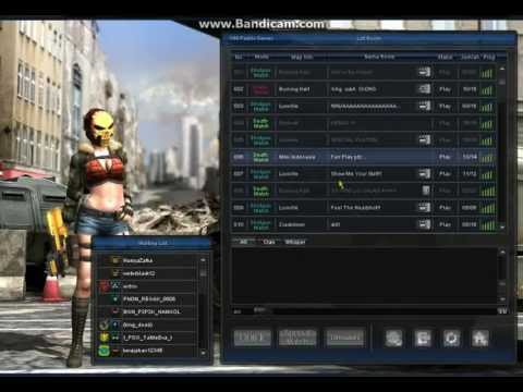 [Point Blank Indonesia] Review P90 Gold & Gameplay 2012