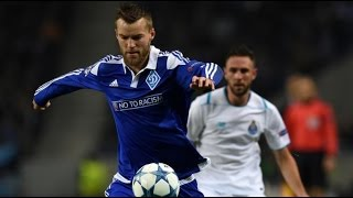FC Porto vs Dynamo Kyiv 0 2 all goals and highlights - Champions league 24/11/2015