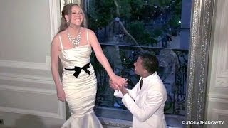 Mariah Carey and Nick Cannon happy in love before their divorce