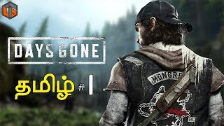 Days Gone #1 Live Tamil Gaming