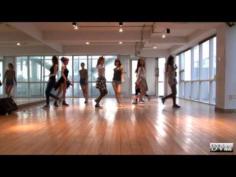 Nine Muses - Dolls (dance practice) DVhd