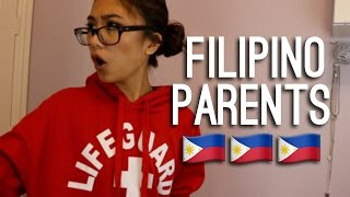 Growing Up With Filipino Parents // Jessica Q